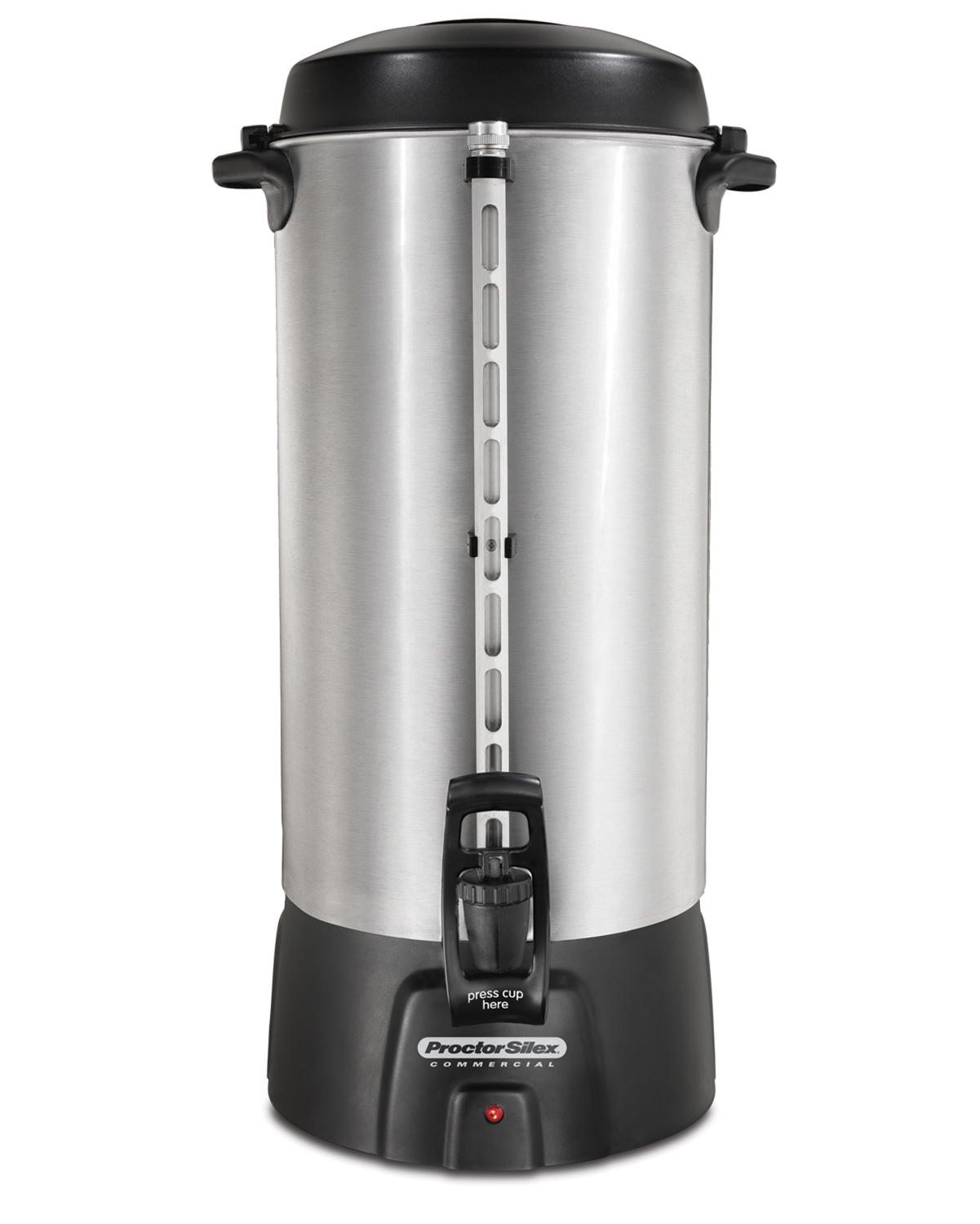 Industrial Coffee Makers Coffee Urn40 Cup Aluminum 45040 Hamilton Beach Commercial